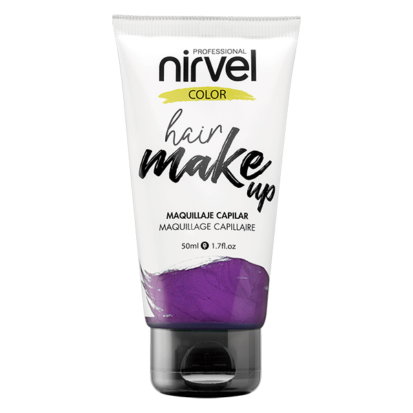 NIRVEL Hair make up Purple