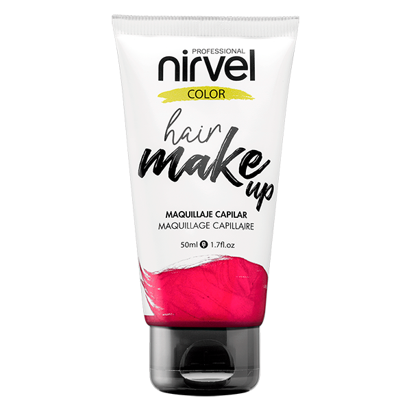NIRVEL Hair make up Pink