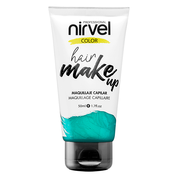 NIRVEL Hair make up Turquoise