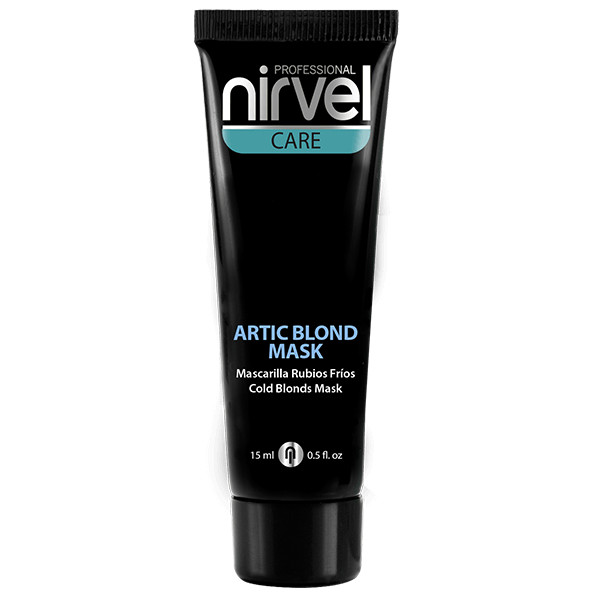 Nirvel Professional Artic Blond Mask 15ml - (0,5)