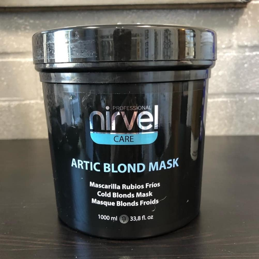 Nirvel Professional Artic Blond Mask 1000ml