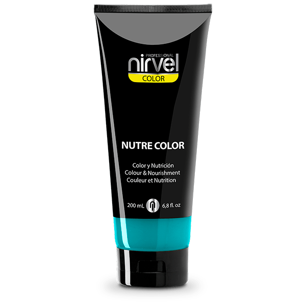 NIRVEL Nutre Color Turquise