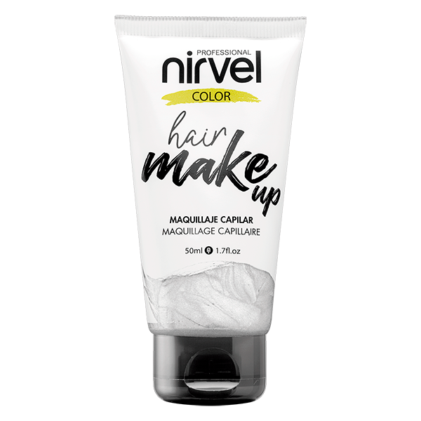 NIRVEL Hair make up Silver