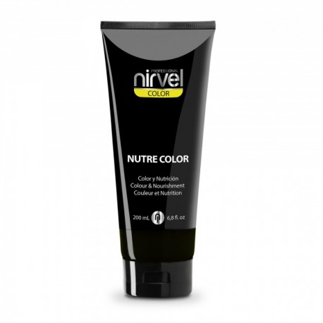 NIRVEL Nutre Color Black