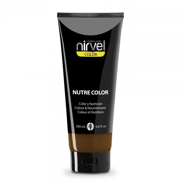 NIRVEL Nutre Color Brown